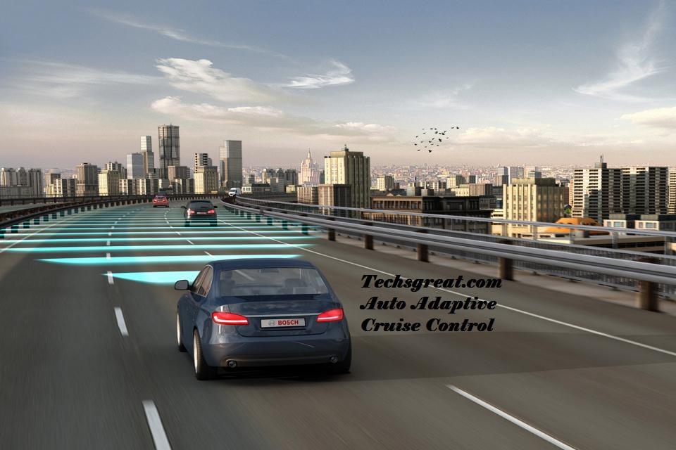 Auto Adaptive Cruise Control