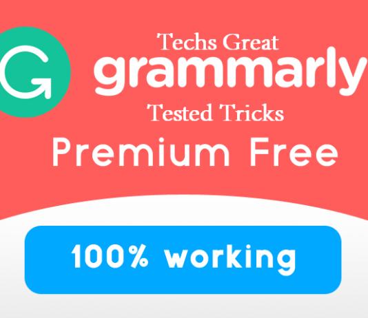 grammarly Premium For free