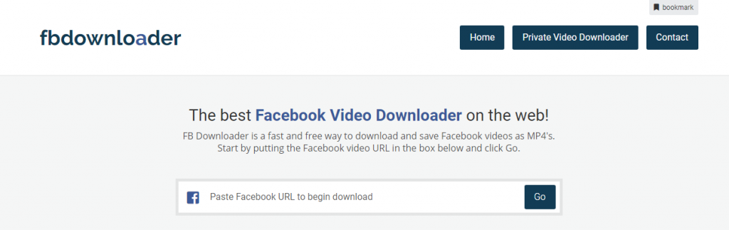 How to Download Facebook Video