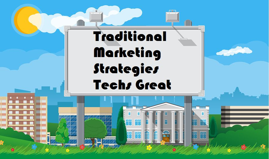Traditional Marketing Strategy