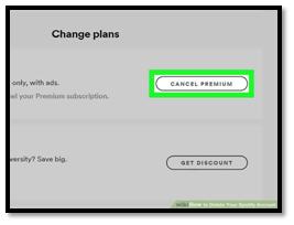 Spotify Plans
